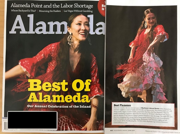 Best Flamenco Alameda Magazine