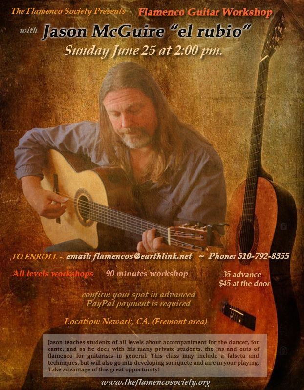 JMCGUIRE GUITAR WORKSHOP JUNE 25